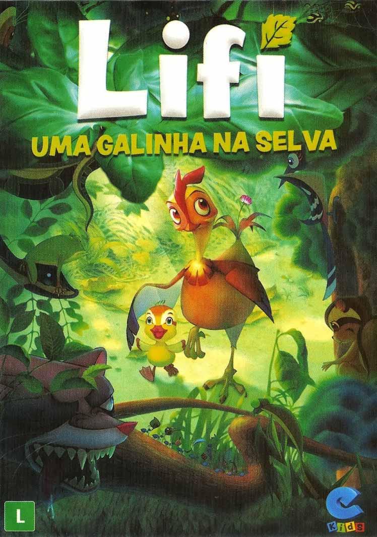 Lifi: Uma Galinha na Selva Torrent - WEB-DL 720p Dublado (2014)