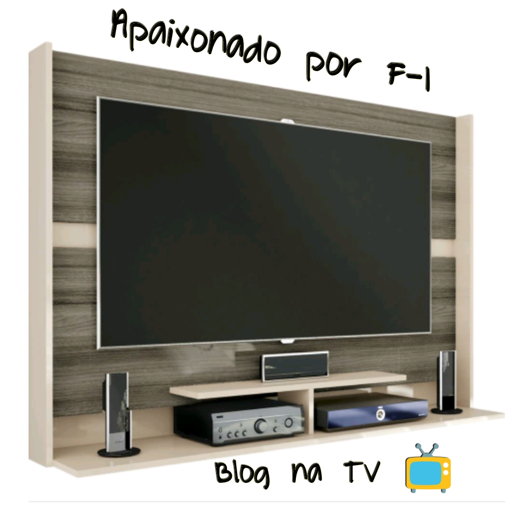 BLOG NA TV - APAIXONADO POR F-1