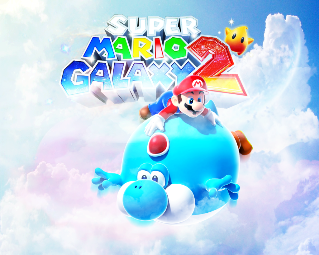 Super Mario HD & Widescreen Wallpaper 0.214038374453403