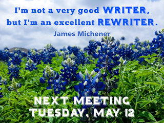 May 12, 2015 meeting of Dallas/Fort Worth Catholic Writers Group