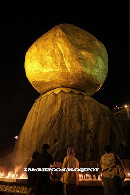 Unik Batu Emas Berusia 2500 Tahun Di Burma