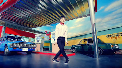 Teen Top Changjo in Ah Ah MV