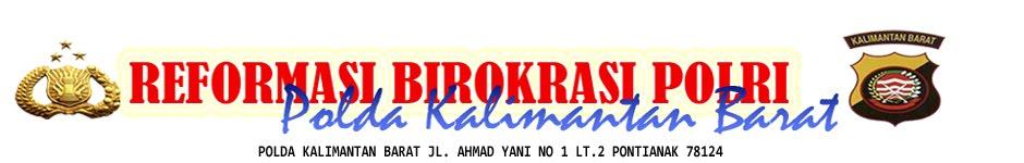 RBP POLDA KALBAR
