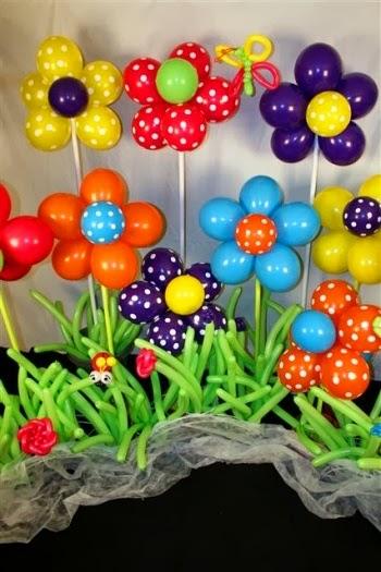 C mo decorar con globos ideas y consejos decoguia tu for Como adornar con globos