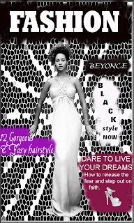 Fashion Magazine Cover Design Expert Webdesigner