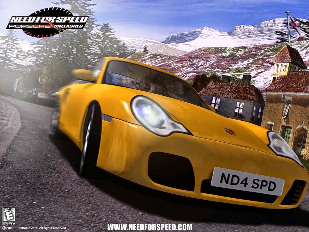 Need For Speed Porsche Unleashed Descarga Gratis Pc