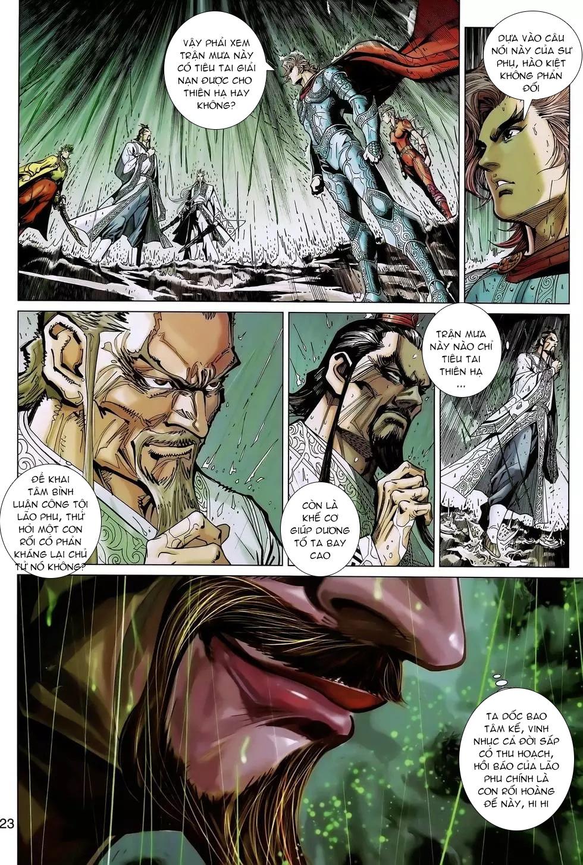 Thần binh huyền kỳ 3 - 3.5 tập 185 - 8
