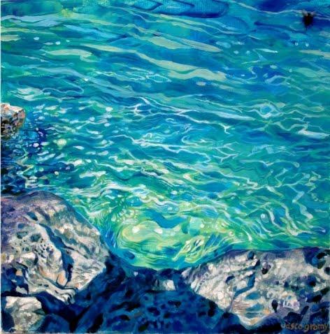 Les peintures de Vasco Gromy