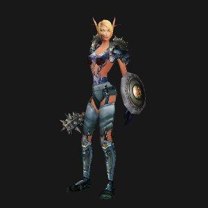 Warcraft Wardrobe: Revealing