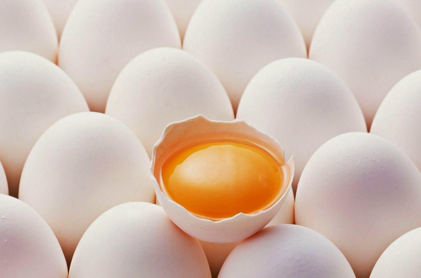 Dapatkan Manfaat dari Telur untuk Kecantikan