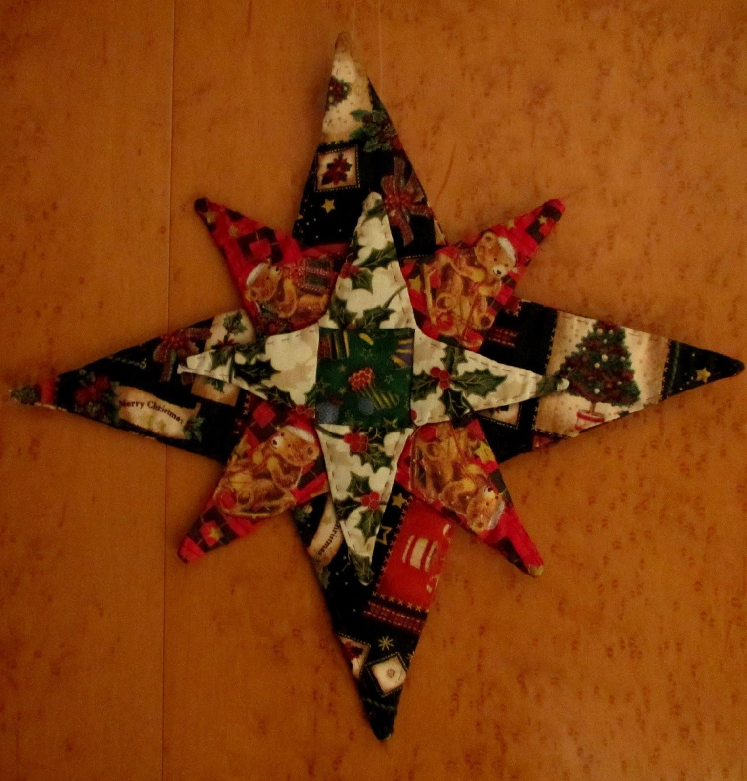 Momentos de patchwork detalles de navidad for Detalles de navidad