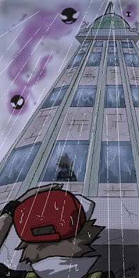 Ilustración de Torre Lavanda