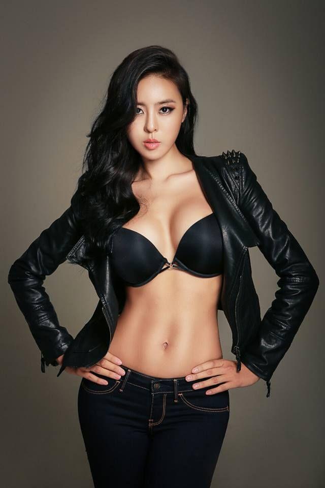 naval officer - Serim Moon 문세림 Korea Model