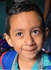 Angel - Honduras (El Tablon), Age 7