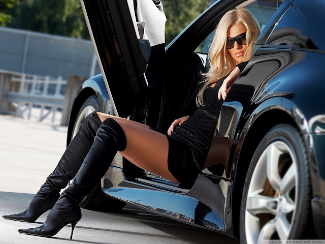 sexy_girl_and_car_HD_Desktop_Wallpapers_sexy girls