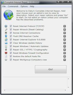 Repara tú mismo tu conexión a internet - Complete Internet Repair