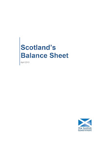 Scotland&#39;s Balance Sheet