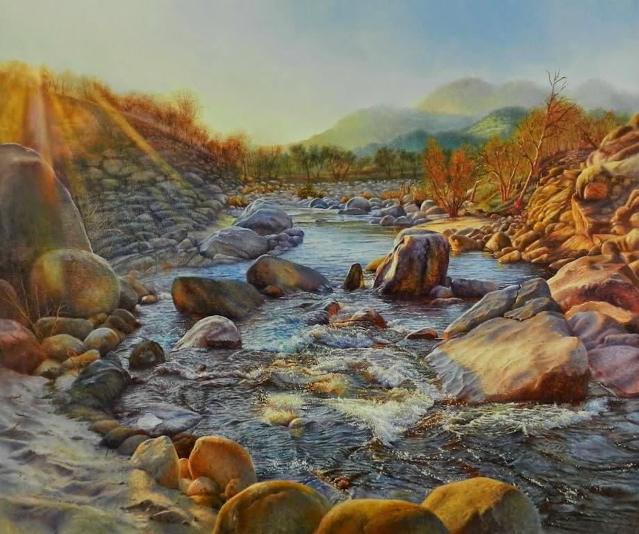 """Three Rivers California"""