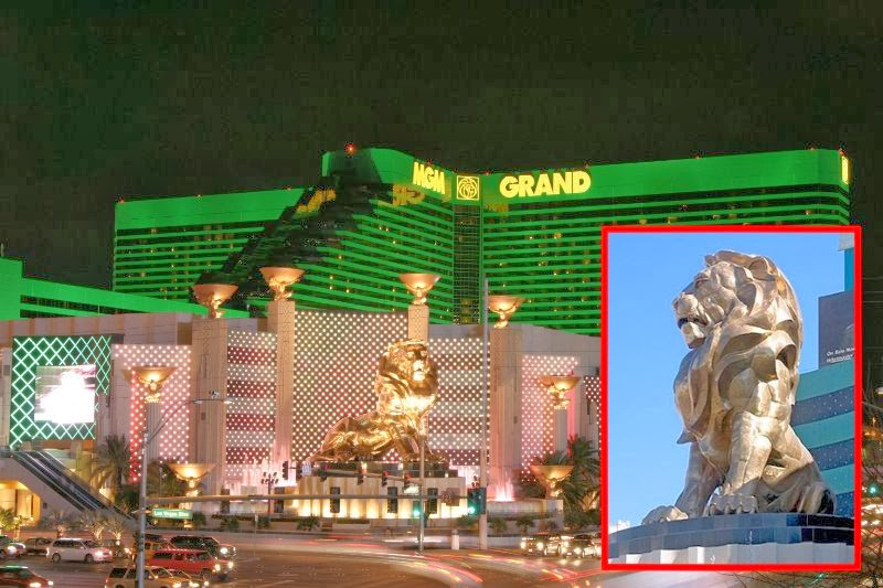 Leo and the MGM Grand