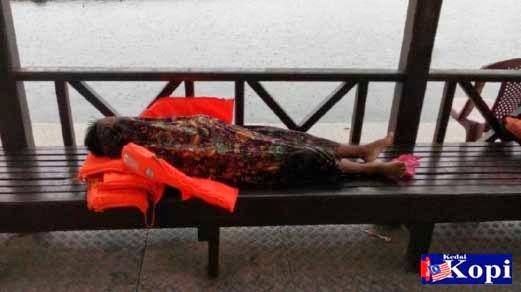 Kanak-kanak mati lemas tragedi bot laju