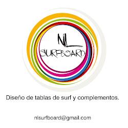 NL Surfboard. Diseño y fabricación de tablas de surf y skate