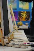 Corkscrew & Canvas Class