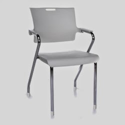 OFM Smart Series Stack Chair