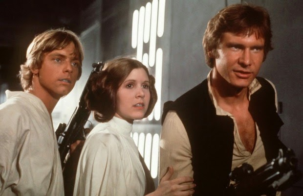 Elenco Clássico de Star Wars