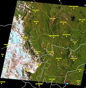 Cubrimiento: Colombia; Region Andina. Departamentos: Antioquia, Caldas . (new)