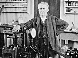 Telegraph Edison