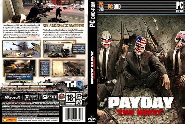 تحميل لعبة payday