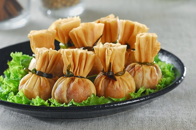Resep Ekado Seafood