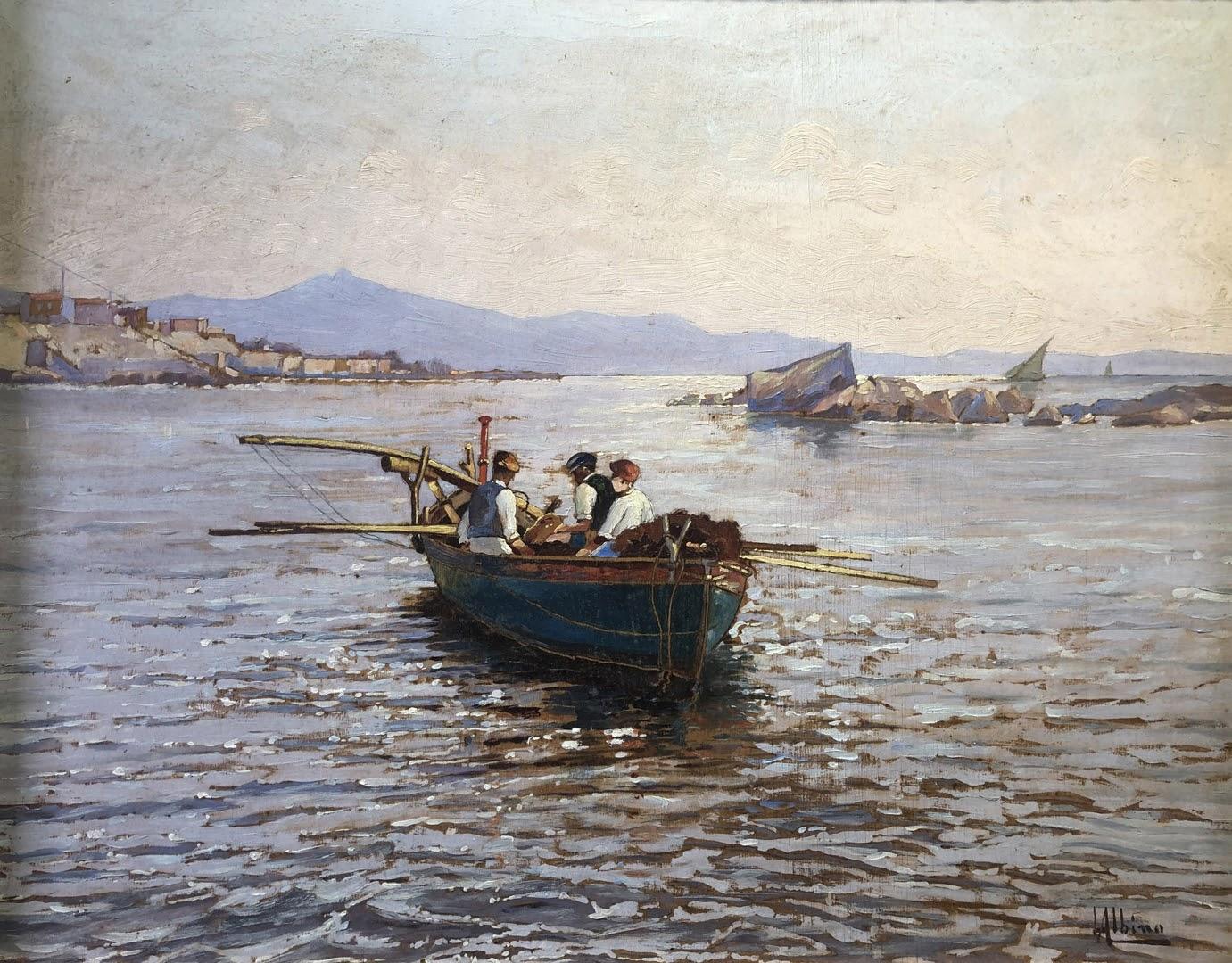 Albino Luca Marina
