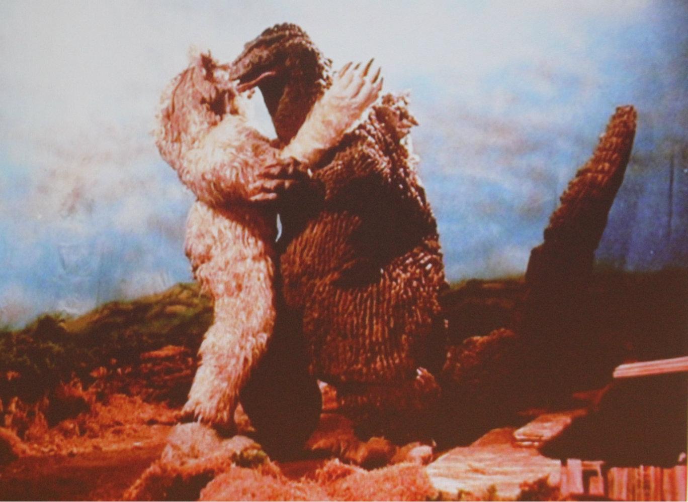 Godzilla Werewolves And The O Jays On Pinterest