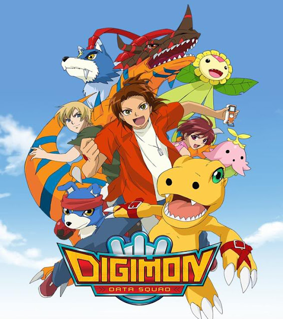 Digimon: data Squad (Digimon 5)
