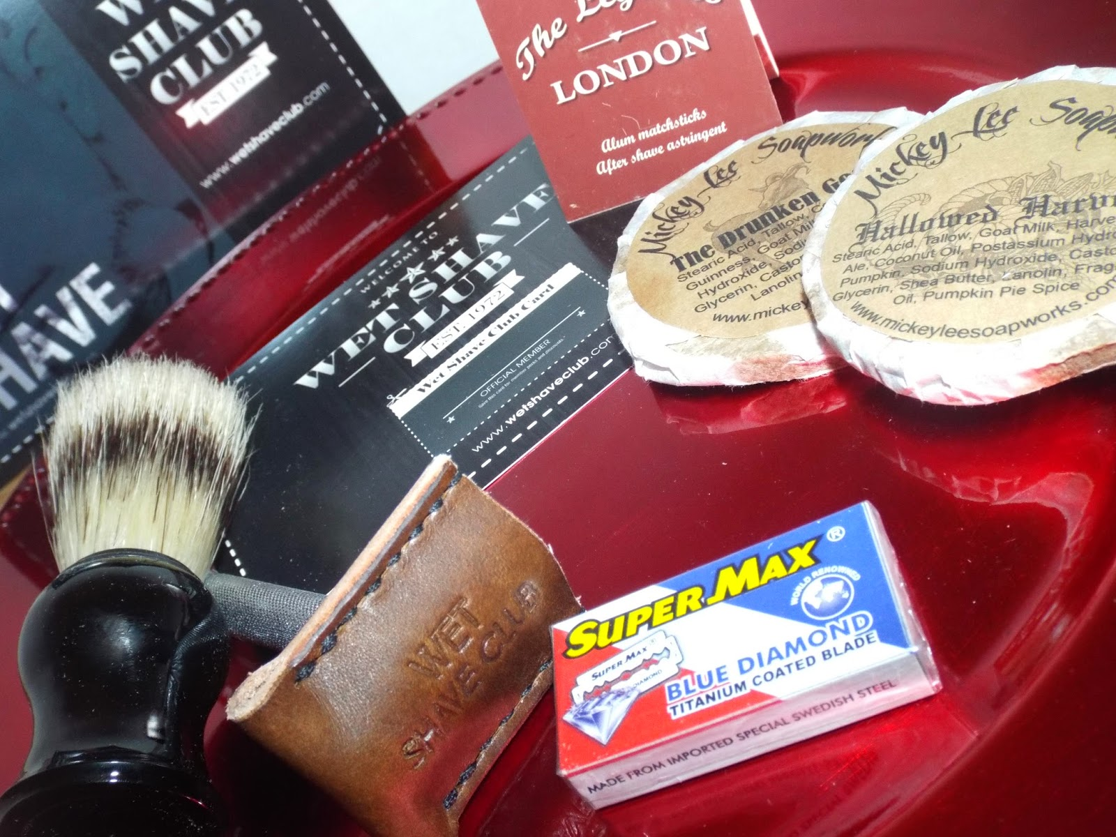 Gift Idea: Wet Shave Club