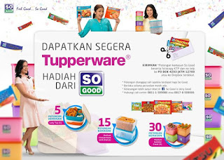 Info Promo-Beli-So-Good-Berhadiah-Tupperware