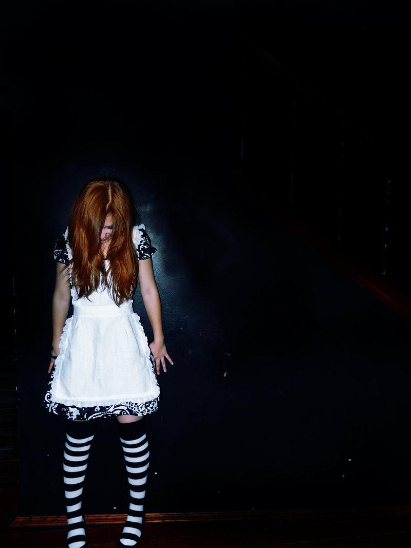 A Verdadeira História De Alice No País Das Maravilhas Medo B