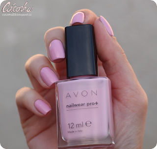 Avon - Pink Creme