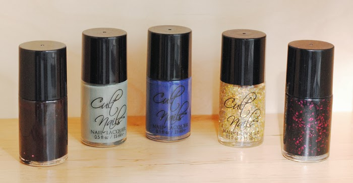 cult nails all access collection, cult nails wack slacks, cult nails grunge, cult nails disillusion, cult nails feedback, cult nails lamestain, nail polish, nails, manicure, nails of the day, fall nail polish