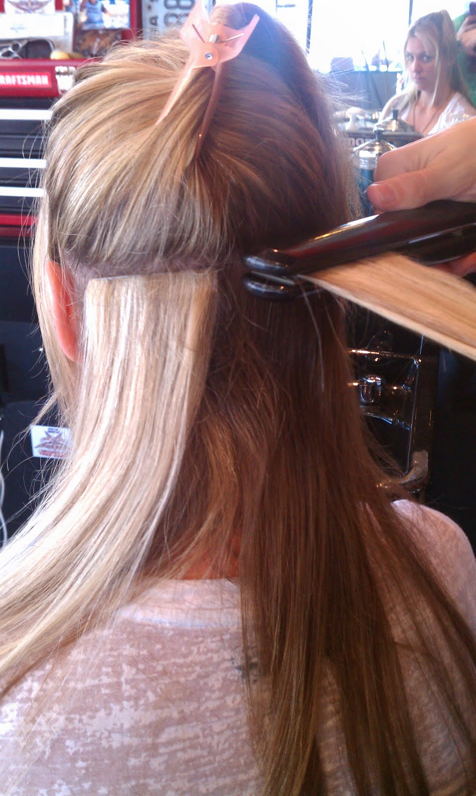 Outlaw Now Offers Skin Weft Extensions Outlaw Barbershop Salon