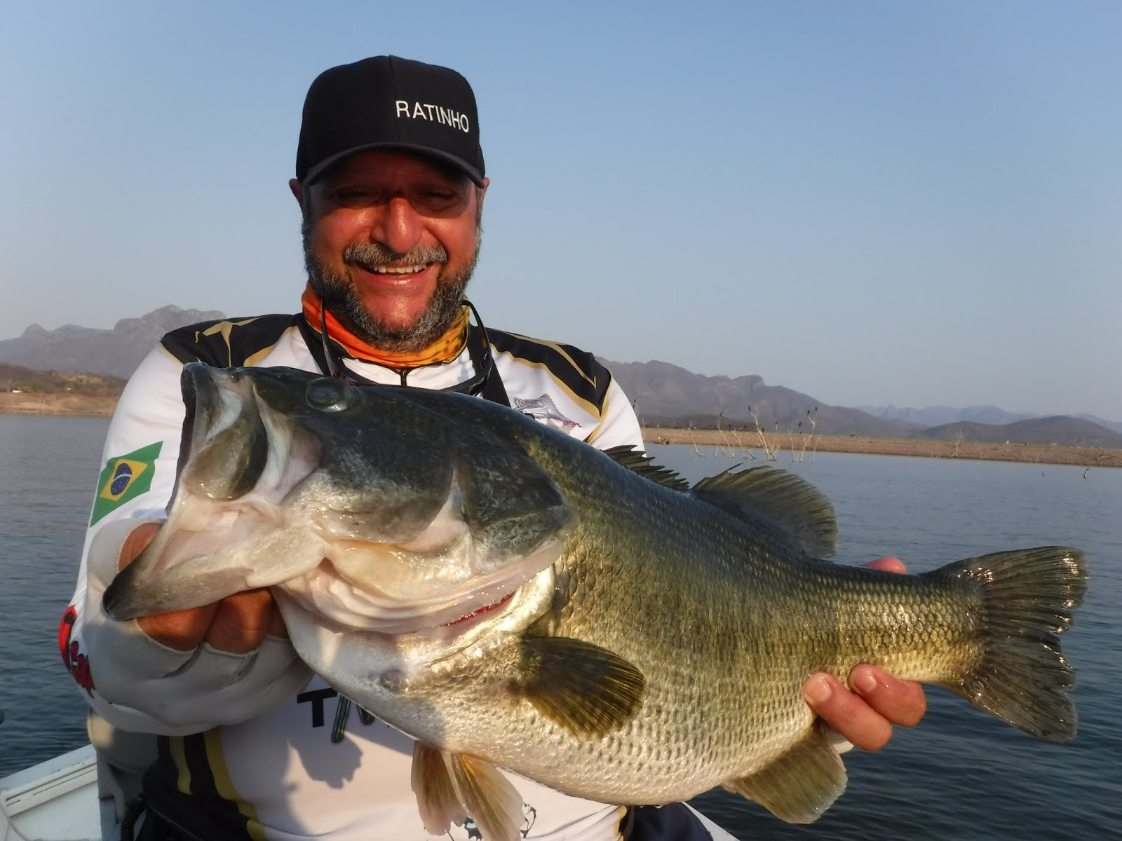 Blackbass - Lake El Salto
