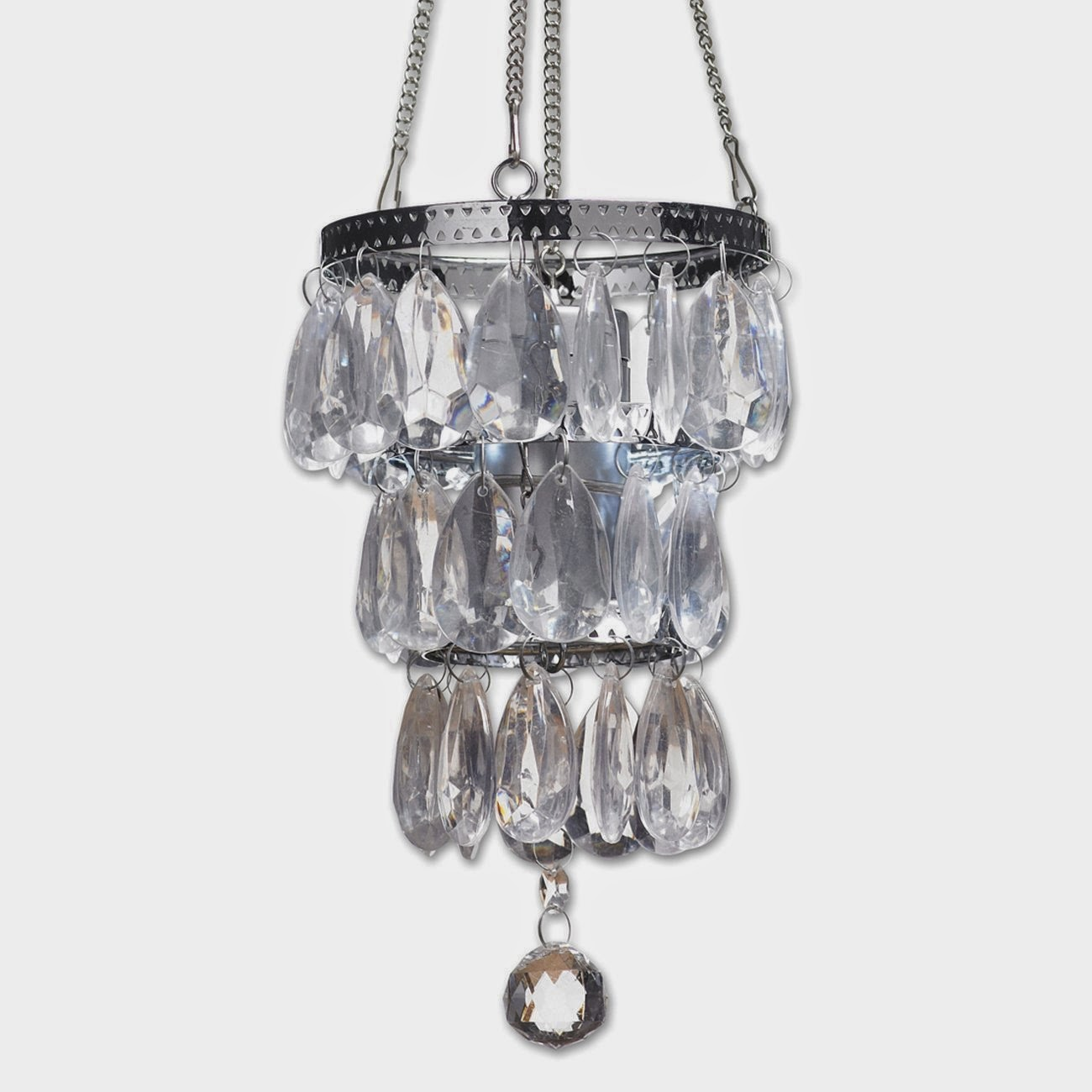 Sierra tools jb5571 battery operated ceiling wall light with remote exhart anywhere lighting - Battery operated crystal wall sconces ...