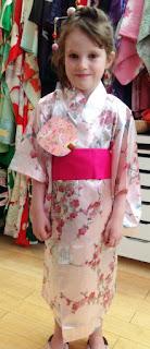 childrens kimono from Kimono House NY