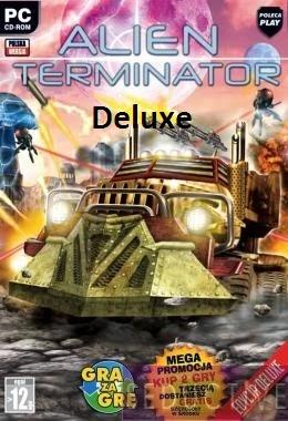 Alien Terminator Deluxe Game