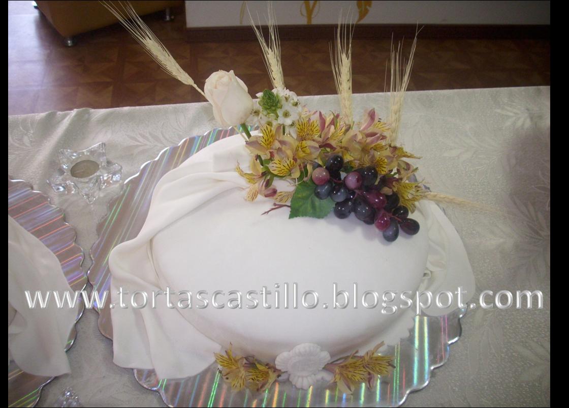 Pin tortas individuales cake on pinterest - Decoracion para primera comunion ...