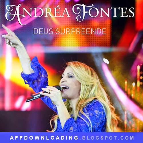 CD Andrea Fontes - Deus Surpreende - 2015