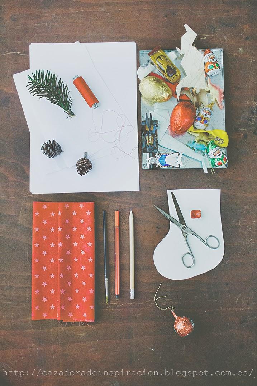 Advent Calendar / Cazadora de inspiración © Anna Tykhonova
