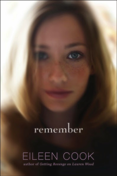 http://www.amazon.com/Remember-Eileen-Cook/dp/1481416960/