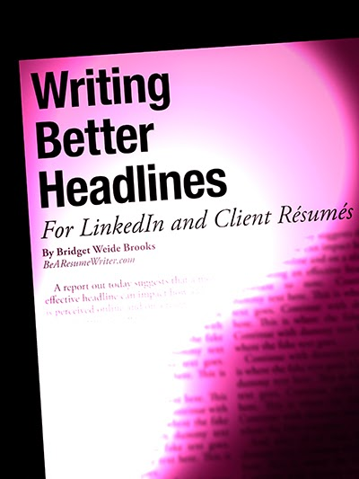 resume writer digest